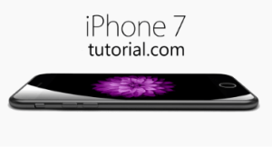 iphone 7 tutorial