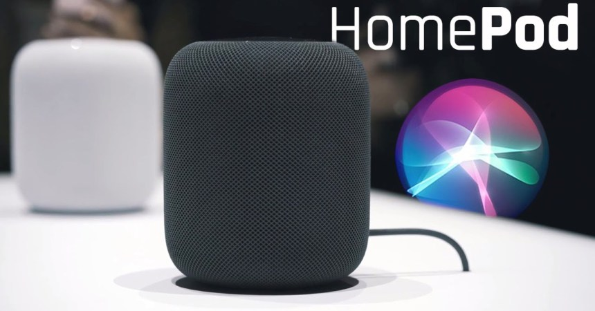 apples homepod