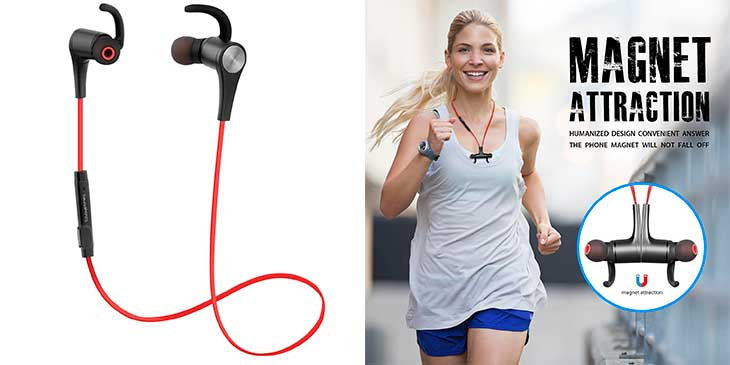 Auriculares Bluetooth® deportivos - SoundPEATS Q12