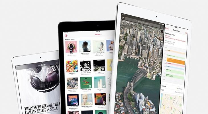 Apple lanzará un iPad Pro de 10,5 pulgadas en 2017 y un iPad con pantalla OLED flexible en 2018