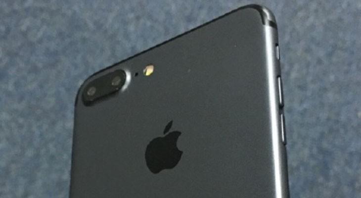 """Una nueva maqueta nos muestra como sería un iPhone 7 Plus en """"negro espacial"""""""