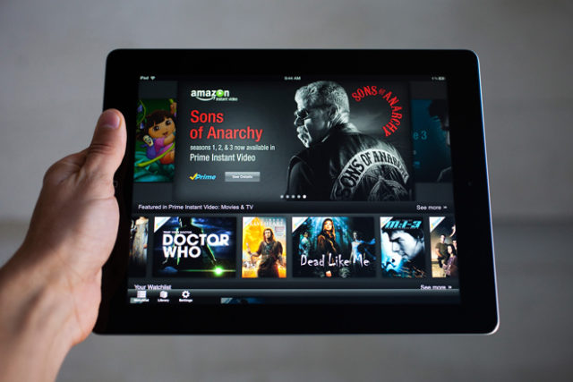 Amazon-Prime video