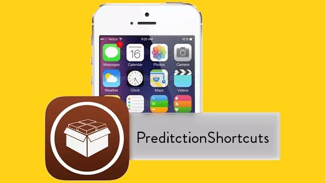 preditctionshortcuts