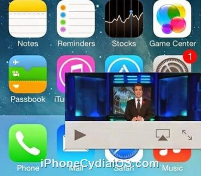 Get iOS 9 features on iOS 8 (iPhone/iPod/iPad) using Cydia
