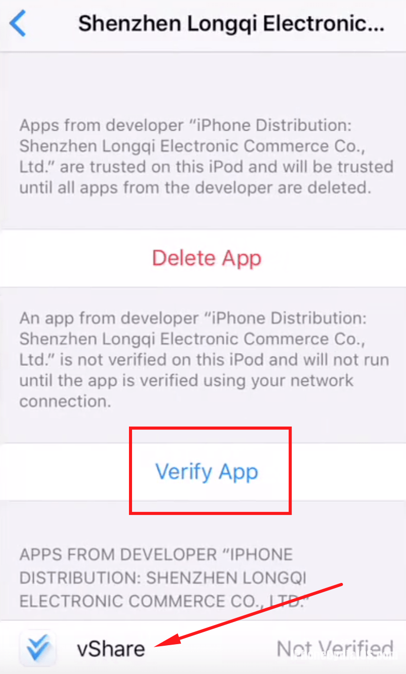 Download and Install vShare iOS 10 Without Computer