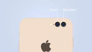iPhone 7 Pictures - Dual Camera Interface
