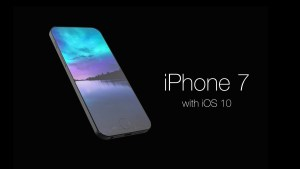 iPhone 7 Pictures - Next-Generation Apple Smartphone with a Unique Home Button