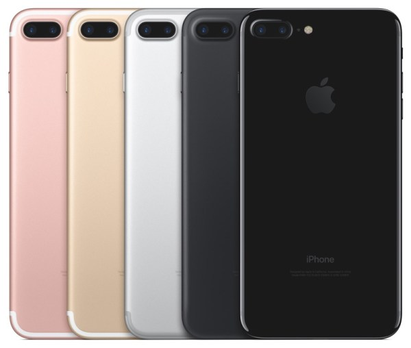 iPhone 7 Cost - 32 GB Model at $800, 128 GB Model with 11% Off at $899.99