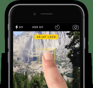 iPhone Camera Tips and Tricks - Stop Losing Focus