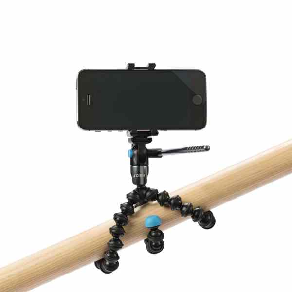 iPhone Camera Tips and Tricks - Use Self-Timer and Tripod to Reduce Camera Shake