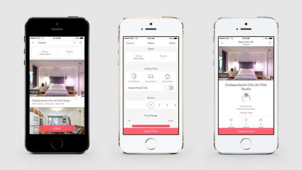 Best Travel Apps for iPhone - Airbnb