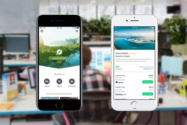 Best Travel Apps for iPhone - Skyscanner