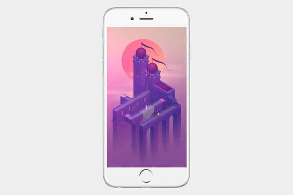Best iPhone Games – Monument Valley 2