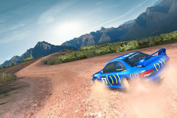 #10 in Our Best iOS Racing Games List – Colin McRae Rally