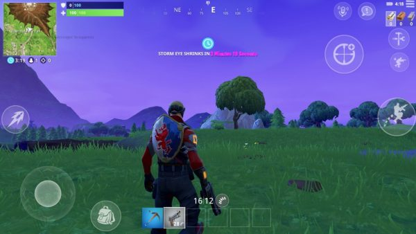 #4 in Our List of the Free Game Apps for iPhone – Fortnite