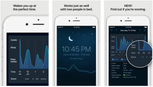 1. Sleep Cycle Alarm Clock – The Best Sleep Monitor App for iPhone Right Now