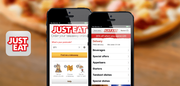 Just Eat - Download Free iPhone Apps