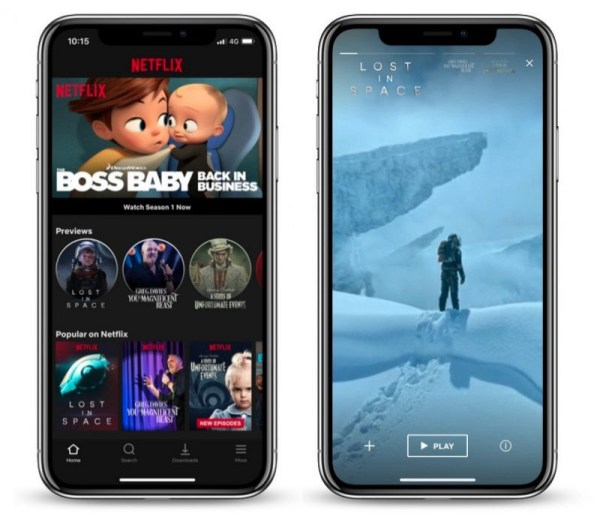NetFlix - Download Free iPhone Apps
