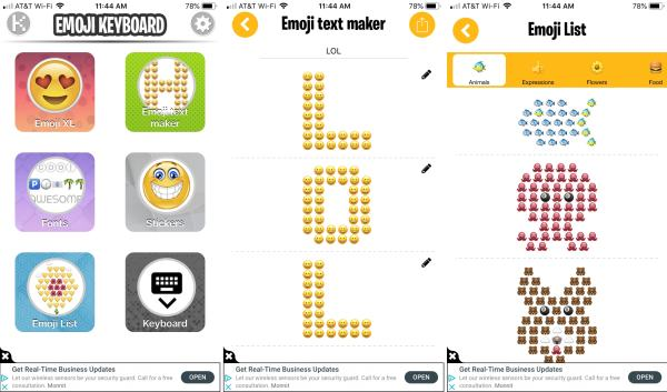 Emoji – Keyboard