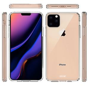 iPhone 11 Design - Smaller or Larger Notch, Frosted Glass Casing and More