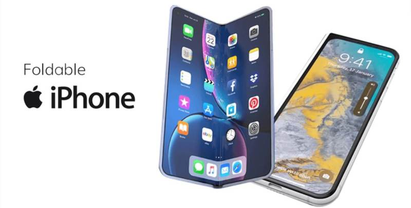 Apple Foldable Phone Release Date - September 2020 or 2021