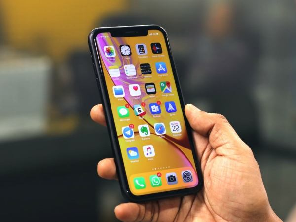 iPhone XR Review - Display
