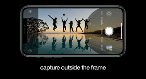 Capture Outside the Frame – A Handy iPhone 11 Feature for Keeping Everyone into the Frame