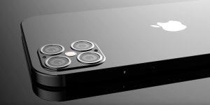 Sensor Shift Image Stabilization in iPhone 12 Pro Max