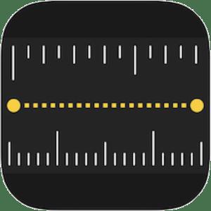 iPhone Measure app icon