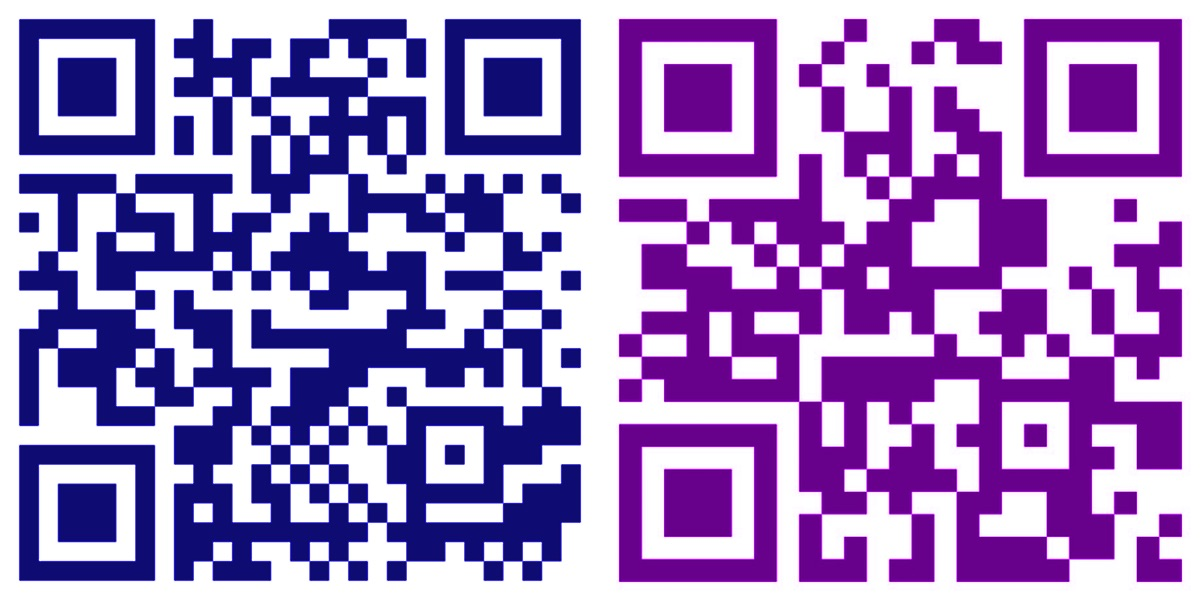 Scan QR Codes with the built-in Camera app