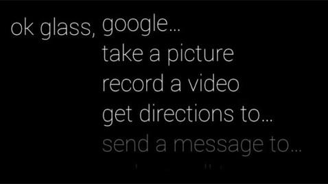 عن قرب - نظارة جوجل