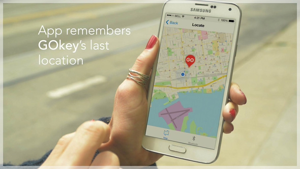 GoKey-GPS