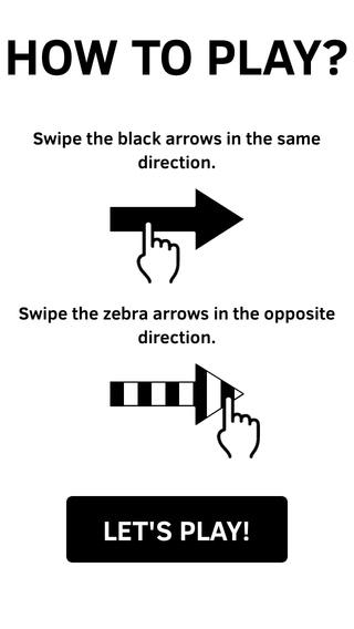 swipe-the-arrows