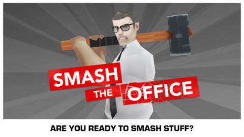 Smash-the-office