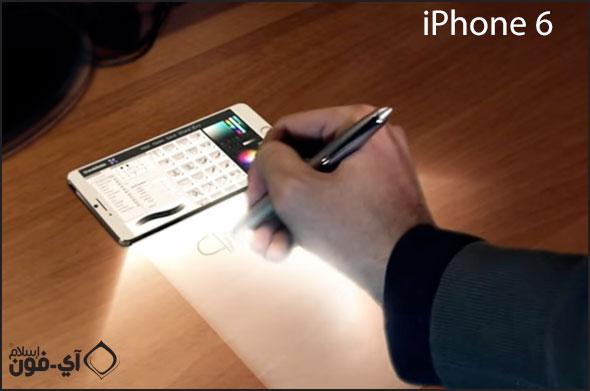 الآي-فون 6 بين الحلم والمستقبل
