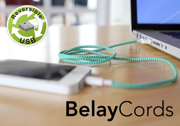 BelayCords USB