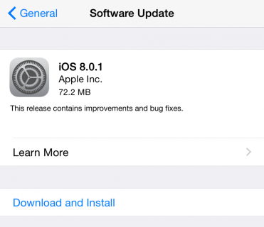 iPhoneislam - iOS 8.0.1