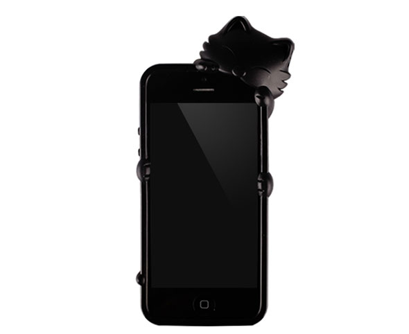 قد لا تنكسر شاشة الآي-فون إذا أصبح مثل القطة