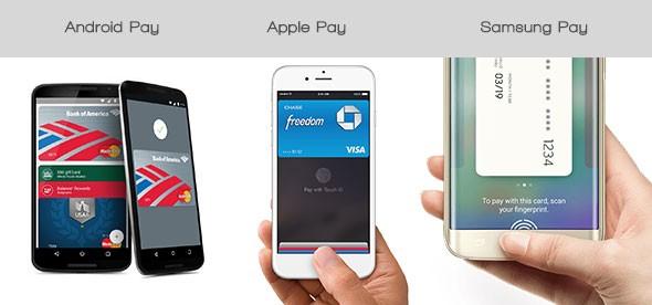 Apploe Samsung Android Pay