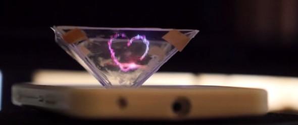 حول جهازك الى عارض مجسم ثلاثي الأبعاد