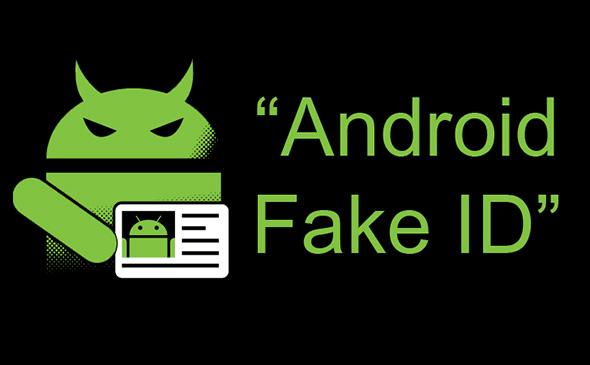 أندرويد Fake ID