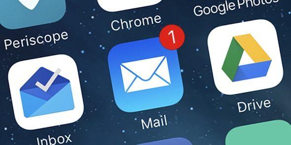 خمسة حيل مغمورة ومفيدة في تطبيق البريد