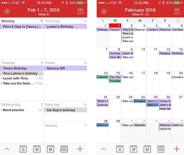 Tiny-Calendar