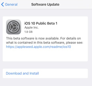 iOS Beta-06
