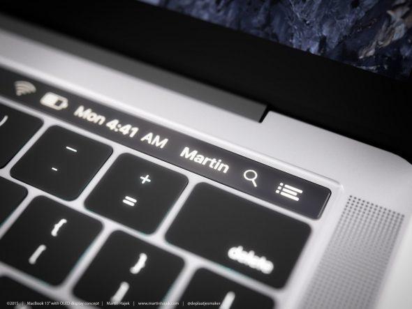 MacBook Pro Concept 2016