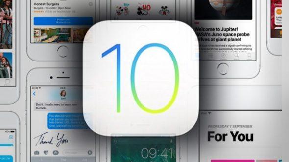 أبل تصدر التحديث iOS 10.2.1