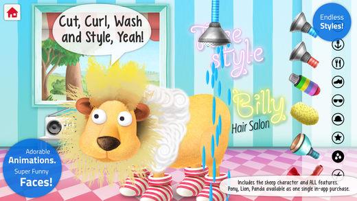 Silly Billy Hair Salon