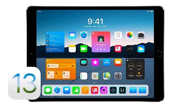 سبعة أشياء على أبل أن تضيفها للآي-باد في iOS 13