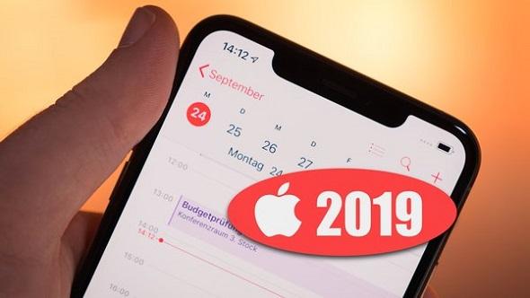 توقعات آي-فون إسلام لأبل عام 2019