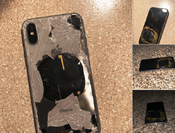 iPhone Exploded